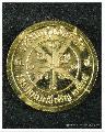 เหรียญหลวงพ่อสด วัดปากน้ำ รุ่นซื้อที่ดิน พ.ศ. ๒๕๓๔