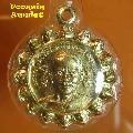 หลวงปู่ทิม วัดช้างให้ เหรียญแฉกกงจักรกลมใหญ่ ปี 2518  พูนสิน01496