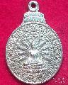 1781.เหรียญหลวงพ่อทอง วัดเขาตะเครา บ้านแหลม เพชรบุรี
