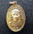 พระเหรียญวัดอนงคารามปี13lสวยเดิมกะไหล่ทองNO.01491